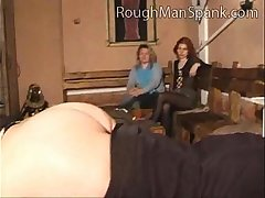 caning girl changeless