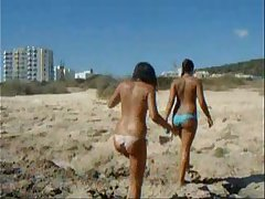 Two sexy busty girls on beach TWF-www.teenworldforum.com (8)