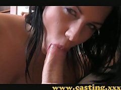 Casting - The art of blowing
