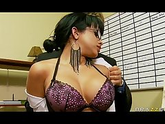 Abella Anderson in : Suckretary : HD