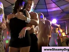 Cfnm teens at one's fingertips a male strip party
