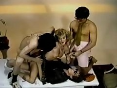 Ginger Lynn Group Sex retro movie