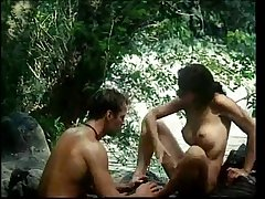 Jungle Man retro movie
