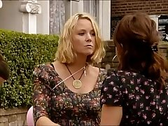 Eastenders_ Janine Kisses Stacey Like a Lesbian