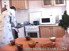 Russian Big Family - Family Orgy
