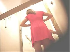 Peeping with reference to Changing Rooms - Young Teens - Real Voyeur