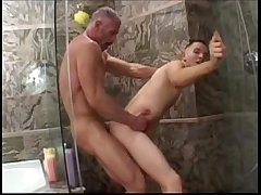Muscle Dad Fucks His Boy